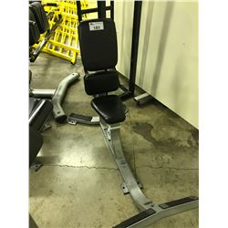 SEATED EXERCISE BENCH