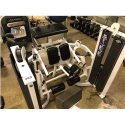 HAMMER STRENGTH KNEELING LEG PRESS MACHINE