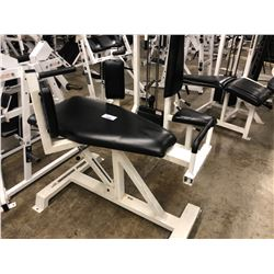 BODY MASTERS ADJUSTABLE EXERCISE BENCH