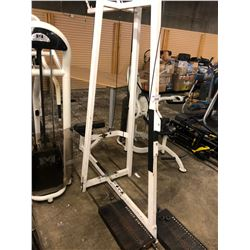 NU WAVE CABLE EXERCISE MACHINE