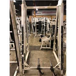 SQUAT RACK WITH BARS