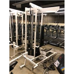 BODY MASTERS UNIVERSAL GYM/CABLE MACHINE