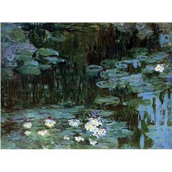 Claude Monet - Water Lillies # 1
