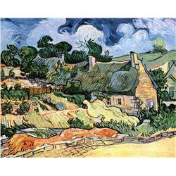 Van Gogh - Shelters In Cordeville
