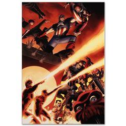 Fallen Son: Death of Captain America #5 by Marvel Comics