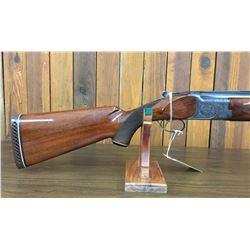 Engraved Charles Daly 12 Gauge Shotgun