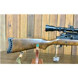 .223 Caliber Ruger Mini 14 with Scope