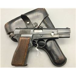 Browning Hi Power, 9mm with Original Holster