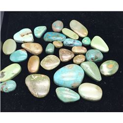 Approx. 500 Carat Turquoise Cabochons