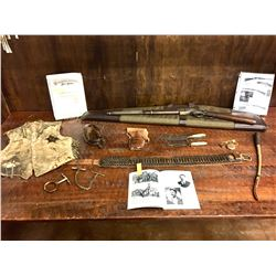 Historical Winchester M-73 and Other Items