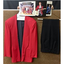 Stage Worn Suit Owned and Worn by Glen Campbell