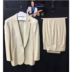 Suit Owned and Worn by Glen Campbell on Stage