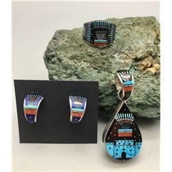 Ervin Tsosie Micro Inlay Set