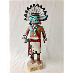 Supai Uncle Hopi Kachina by Fermin Torivio