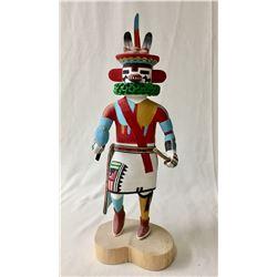 Hopi Horse Kachina by Talahytewa
