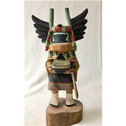 Crow Mother Hopi Kachina - Myron