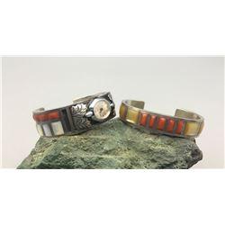 Zuni Bracelet and Watch