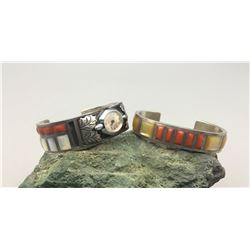 Zuni Bracelet and Watch