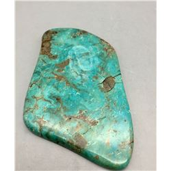 Large Green Turquoise Cabochon