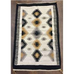 Vintage Navajo Textile Eye Dazzler