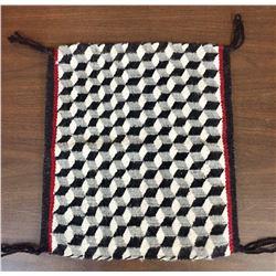 Optical Illusion Textile- Rosita Begaye