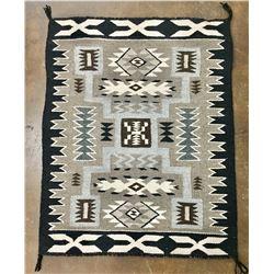 Navajo Textile by Katie Benally