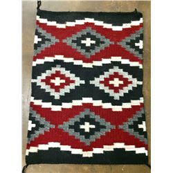 Navajo Textile by Valerie Taylor