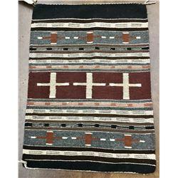 Navajo Textile by Cassandra Paul