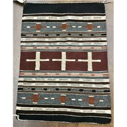Navajo Textile by Cassandra Paul