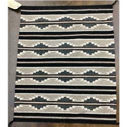 Navajo Textile by Romero Blackwater
