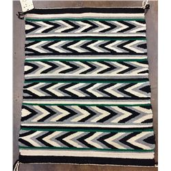 Navajo Textile by Mabel Nez