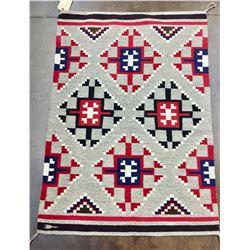 Klagetoh Navajo Textile by Bah Ashley