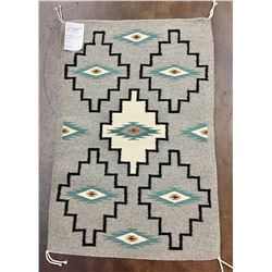 Navajo Textile by Regina Silas