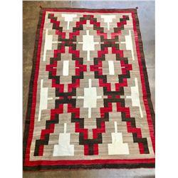 Circa 1920s Navajo Textile