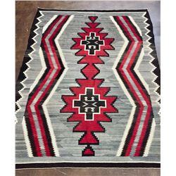Large 1920s Era Navajo Textile