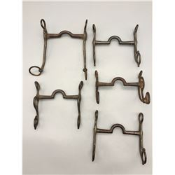 Group of Five Buermann Bits
