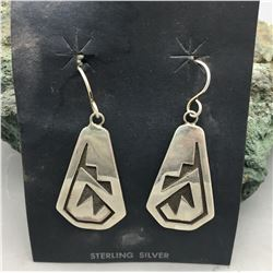 Victor C. Hopi Earrings