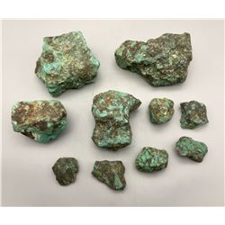 Approximate 5.5 Pounds Rough Turquoise
