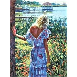 """Howard Behrens """"MY BELOVED BY THE LAKE (from """"MY BELOVED"""" COLLECTION)"""""""