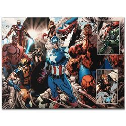 Earthfall #2 by Marvel Comics