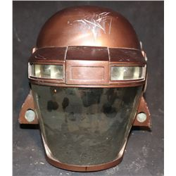TOTAL RECALL 1990 SCREEN USED PYRAMID MINER HELMET