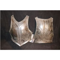 SNOW WHITE AND THE HUNTSMAN KNIGHT CHEST AND BACK ARMOR