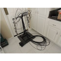 ZZ-CLEARANCE TELEMETRY CHUCKY ANIMATRONIC PUPPETRY RIG 12 AXIS 24 CABLE FULL RANGE OF ARM MOTION