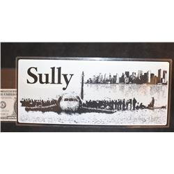 SULLY LAMINATED CAST AND CREW GIFT