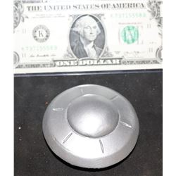 EARTH VS THE FLYING SAUCERS MINIATURE SPACE SHIP VINTAGE CASTING