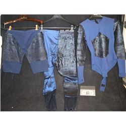 THE GREAT WALL COMMANDER LIN MAE PROTOTYPE ARMOR SUIT 4