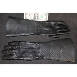 THE GREAT WALL COMMANDER LIN MAE LEATHER GLOVES