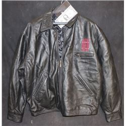 JUDGE DREDD PRODUCER JACKET ALL LEATHER VERY RARE