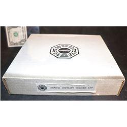 LOST DHARMA INITIATIVE WELCOME KIT BOX