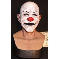 2 GUNS SCREEN MATCHED HERO ANGRY CLOWN MASK WORN BY MARK WAHLBERG